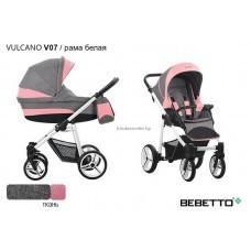 """Детская коляска """"BEBETTO"""" VULCANO 2В1"""