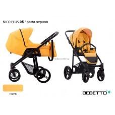 """Детская коляска-трансформер """"Bebetto"""" NICO PLUS"""