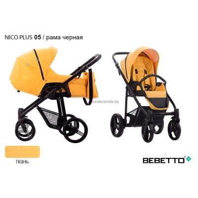 """Детская коляска """"Bebetto"""" NICO PLUS"""