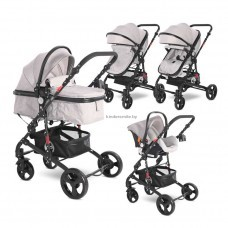 """Детская коляска """"LORELLI"""" ALBA CLASSIC  3В1"""