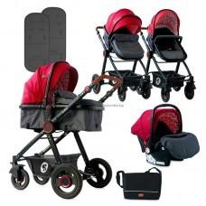 """Детская коляска """"LORELLI"""" ALEXA 3В1"""