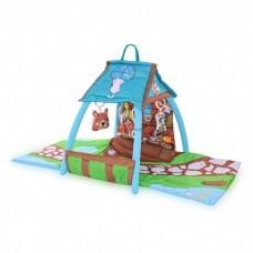 """Развивающий коврик """"LORELLI"""" маленький домик"""